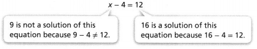 Envision Math Common Core 6th Grade Answer Key Topic 4 Represent And Solve Equations And Inequalities 13