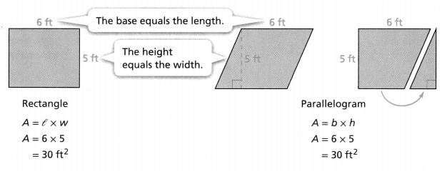 Envision Math Common Core 6th Grade Answer Key Topic 7 Solve Area, Surface Area, And Volume Problems 18