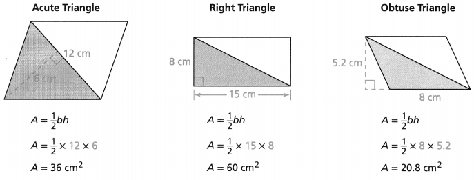 Envision Math Common Core 6th Grade Answer Key Topic 7 Solve Area, Surface Area, And Volume Problems 36