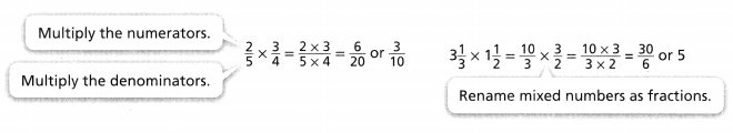 Envision Math Common Core 6th Grade Answers Topic 1 Use Positive Rational Numbers 11.6
