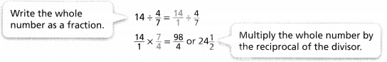 Envision Math Common Core 6th Grade Answers Topic 1 Use Positive Rational Numbers 31.3