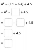 Envision Math Common Core 6th Grade Answers Topic 3 Numeric And Algebraic Expressions 20.1
