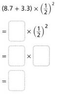 Envision Math Common Core 6th Grade Answers Topic 3 Numeric And Algebraic Expressions 20.2