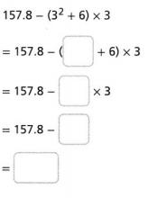 Envision Math Common Core 6th Grade Answers Topic 3 Numeric And Algebraic Expressions 20.3