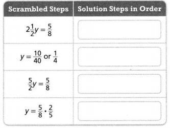 Envision Math Common Core 6th Grade Answers Topic 4 Represent And Solve Equations And Inequalities 37