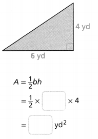 Envision Math Common Core 6th Grade Answers Topic 7 Solve Area, Surface Area, And Volume Problems 40