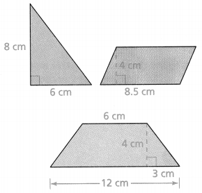 Envision Math Common Core 6th Grade Answers Topic 7 Solve Area, Surface Area, And Volume Problems 88