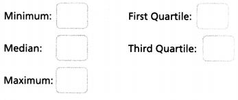 Envision Math Common Core 6th Grade Answers Topic 8 Display, Describe, And Summarize Data 33