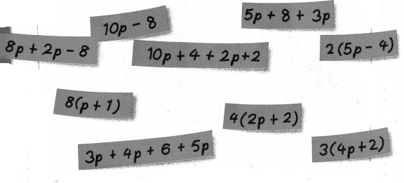 Envision Math Common Core 7th Grade Answer Key Topic 4 Generate Equivalent Expressions 10
