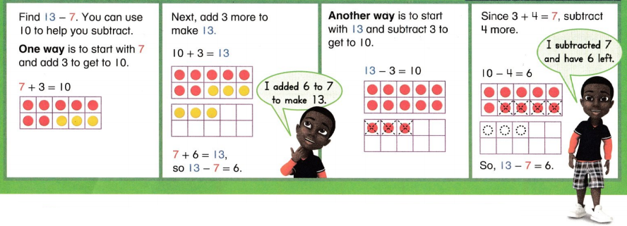 Envision Math Common Core Grade 2 Answer Key Topic 1 Fluently Add and Subtract Within 20 58