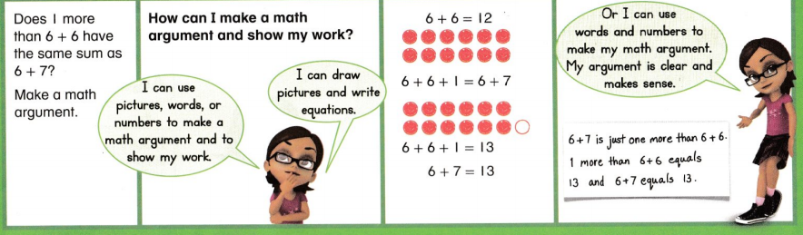 Envision Math Common Core Grade 2 Answer Key Topic 1 Fluently Add and Subtract Within 20 94