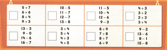 Envision Math Common Core Grade 2 Answer Key Topic 1 Fluently Add and Subtract Within 20 97