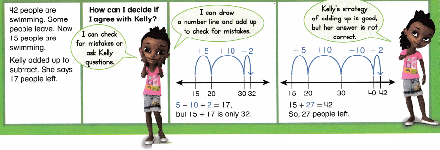 Envision Math Common Core Grade 2 Answer Key Topic 5 Subtract Within 100 Using Strategies 58