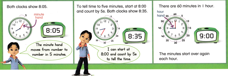 Envision Math Common Core Grade 2 Answer Key Topic 8 Work with Time and Money 45