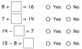 Envision Math Common Core Grade 2 Answers Topic 1 Fluently Add and Subtract Within 20 113