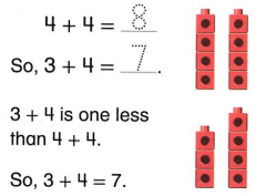 Envision Math Common Core Grade 2 Answers Topic 1 Fluently Add and Subtract Within 20 99