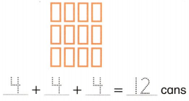 Envision Math Common Core Grade 2 Answers Topic 2 Work with Equal Groups 56