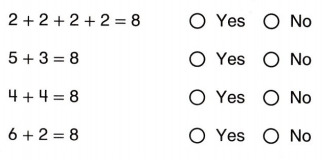 Envision Math Common Core Grade 2 Answers Topic 2 Work with Equal Groups 60