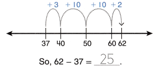 Envision Math Common Core Grade 2 Answers Topic 5 Subtract Within 100 Using Strategies 66