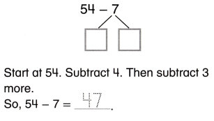 Envision Math Common Core Grade 2 Answers Topic 5 Subtract Within 100 Using Strategies 67