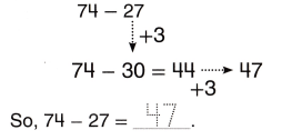 Envision Math Common Core Grade 2 Answers Topic 5 Subtract Within 100 Using Strategies 68