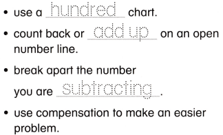 Envision Math Common Core Grade 2 Answers Topic 5 Subtract Within 100 Using Strategies 69