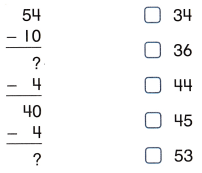 Envision Math Common Core Grade 2 Answers Topic 6 Fluently Subtract. Within 100 65