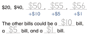 Envision Math Common Core Grade 2 Answers Topic 8 Work with Time and Money 92
