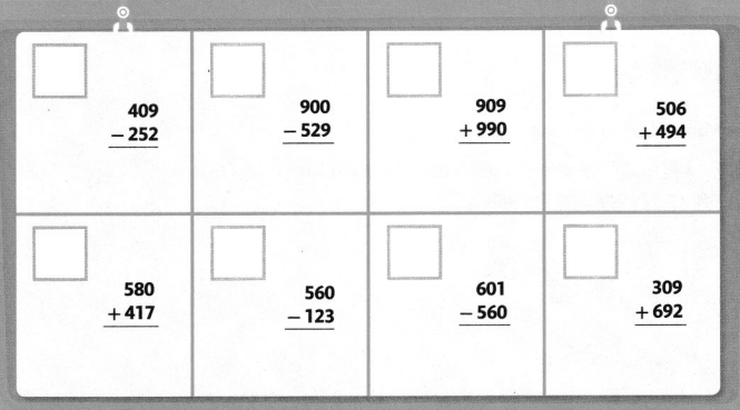Envision Math Common Core Grade 4 Answer Key Topic 9 Understand Addition and Subtraction of Fractions 109