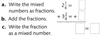 Envision Math Common Core Grade 4 Answer Key Topic 9 Understand Addition and Subtraction of Fractions 83