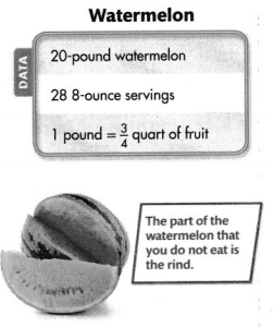 Envision Math Common Core Grade 4 Answers Topic 13 Measurement Find Equivalence in Units of Measure 85