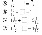 Envision Math Common Core Grade 4 Answers Topic 9 Understand Addition and Subtraction of Fractions 121