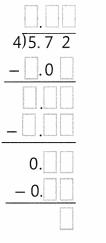 Envision Math Common Core Grade 5 Answer Key Topic 6 Use Model Strategies to Divide Decimals 30.8
