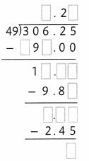 Envision Math Common Core Grade 5 Answer Key Topic 6 Use Model Strategies to Divide Decimals 40.1