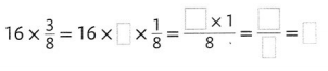 Envision Math Common Core Grade 5 Answer Key Topic 8 Apply Understanding of Multiplication to Multiply Fractions 15.4