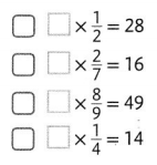 Envision Math Common Core Grade 5 Answer Key Topic 8 Apply Understanding of Multiplication to Multiply Fractions 22