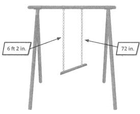 Envision Math Common Core Grade 5 Answers Topic 12 Convert Measurements 70.6