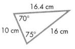 Envision Math Common Core Grade 5 Answers Topic 16 Geometric Measurement Classify Two-Dimensional Figures 61.4