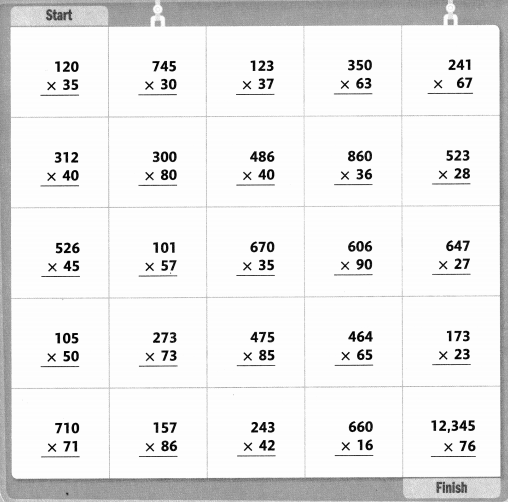Envision Math Common Core Grade 5 Answers Topic 6 Use Model Strategies to Divide Decimals 55.1