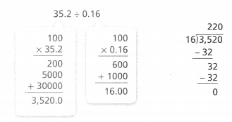 Envision Math Common Core Grade 6 Answer Key Topic 1 Use Positive Rational Numbers 6.6