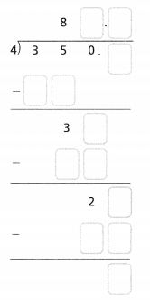 Envision Math Common Core Grade 6 Answer Key Topic 1 Use Positive Rational Numbers 8.4