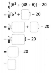 Envision Math Common Core Grade 6 Answer Key Topic 3 Numeric And Algebraic Expressions 15.11
