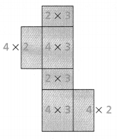 Envision Math Common Core Grade 6 Answer Key Topic 7 Solve Area, Surface Area, And Volume Problems 124