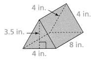 Envision Math Common Core Grade 6 Answer Key Topic 7 Solve Area, Surface Area, And Volume Problems 138