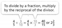 Envision Math Common Core Grade 6 Answers Topic 1 Use Positive Rational Numbers 56.1