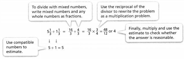 Envision Math Common Core Grade 6 Answers Topic 1 Use Positive Rational Numbers 60.6
