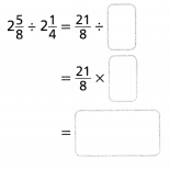 Envision Math Common Core Grade 6 Answers Topic 1 Use Positive Rational Numbers 61.1