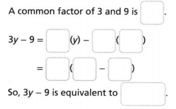 Envision Math Common Core Grade 6 Answers Topic 3 Numeric And Algebraic Expressions 70.1