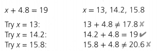 Envision Math Common Core Grade 6 Answers Topic 4 Represent And Solve Equations And Inequalities 114