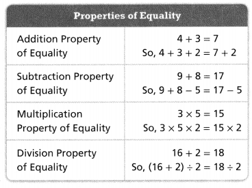 Envision Math Common Core Grade 6 Answers Topic 4 Represent And Solve Equations And Inequalities 115
